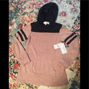 No Comment girls l/s top NWT size 10-12